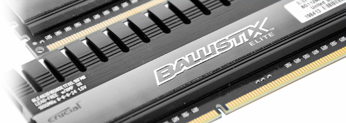 Review: Crucial Ballistix 8GB 1600 CL8