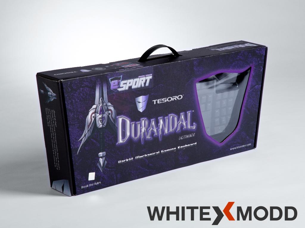 Tesoro Durandal G1NL Backlit eSport Edition 1