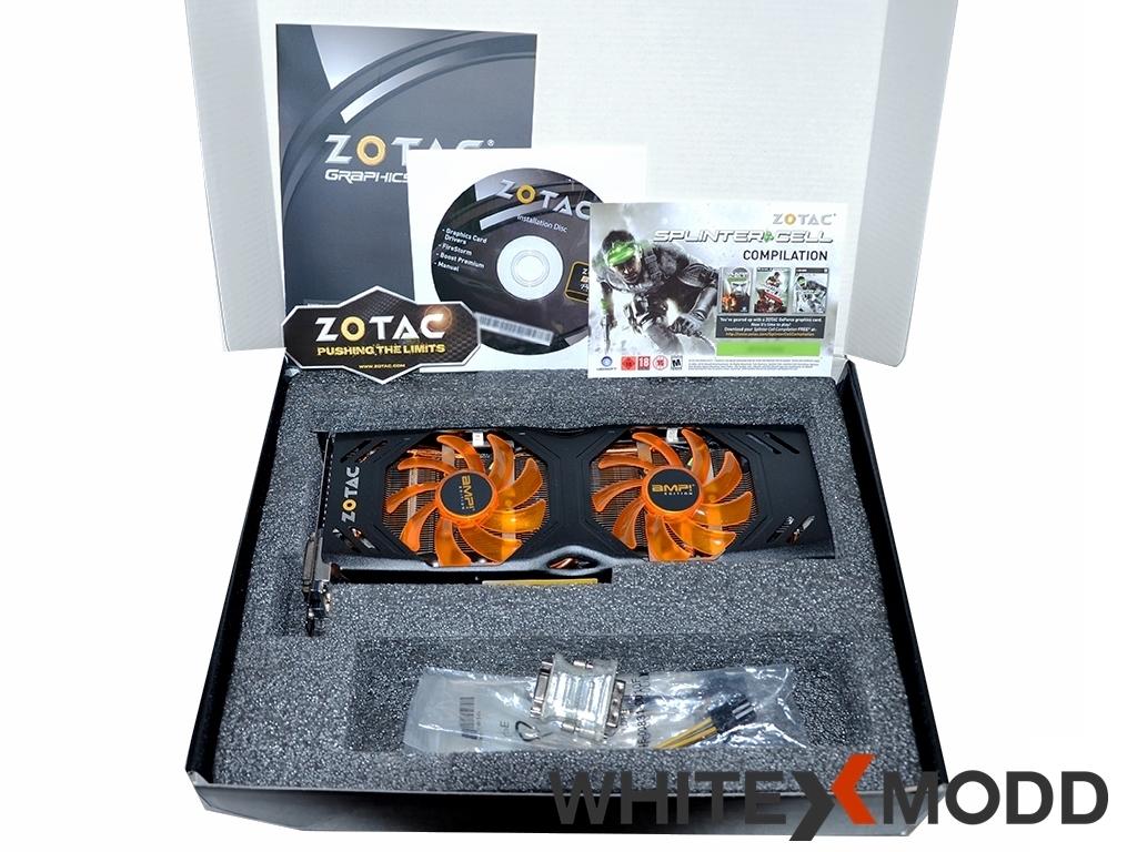 Zotac GTX770 AMP Edition16