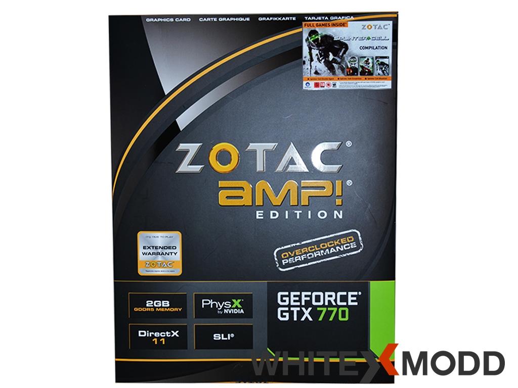 Zotac GTX770 AMP Edition3