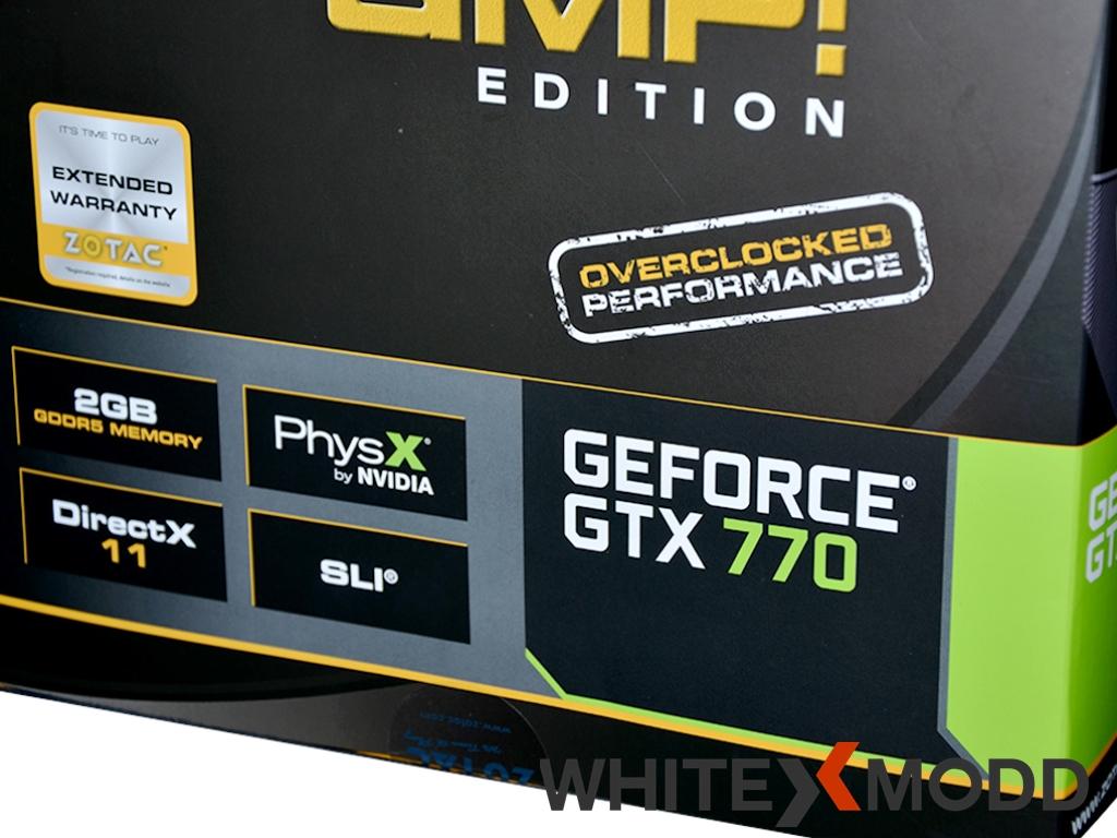Zotac GTX770 AMP Edition9