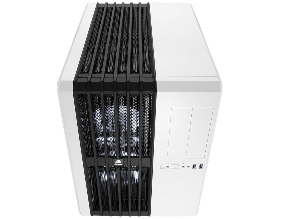 corsair carbideair 540white