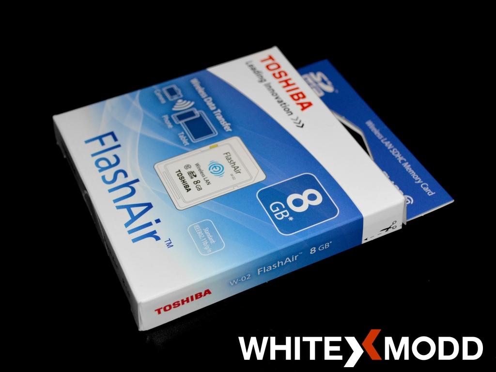 Toshiba FlashAir8GB 4