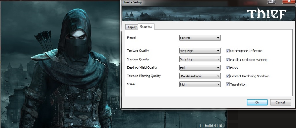 Thief Setup