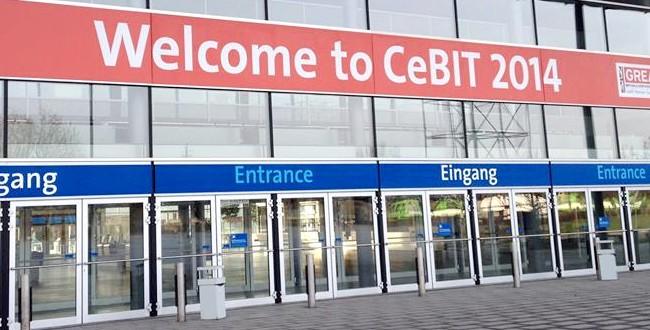cebit2014 eingang