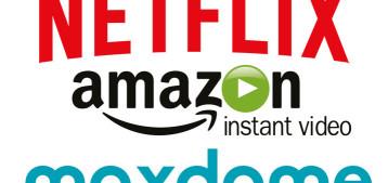 Video-on-Demand-Dienste im Vergleich: maxdome, Amazon oder Netflix?