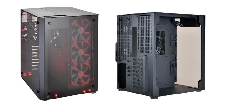 Lian Li stellt neues Doppelkammergehäuse PC-08 vor