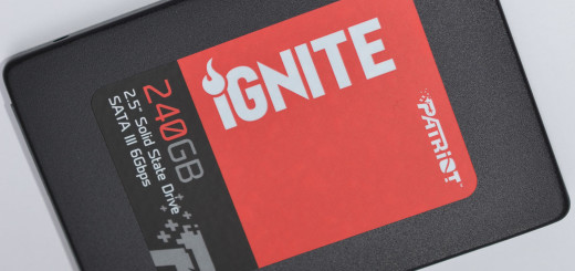 Patriot Ignite im Test